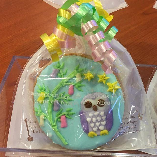 ハピちゃんクッキー#アイシングクッキー#ハピちゃん#クッキー#真心クッキー#感謝#七夕クッキー#あじさいの会